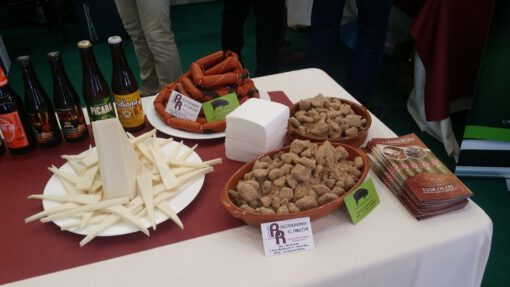Chorizos de Argual