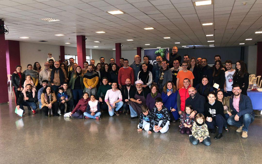 1er encuentro de socios de AGAP 2018