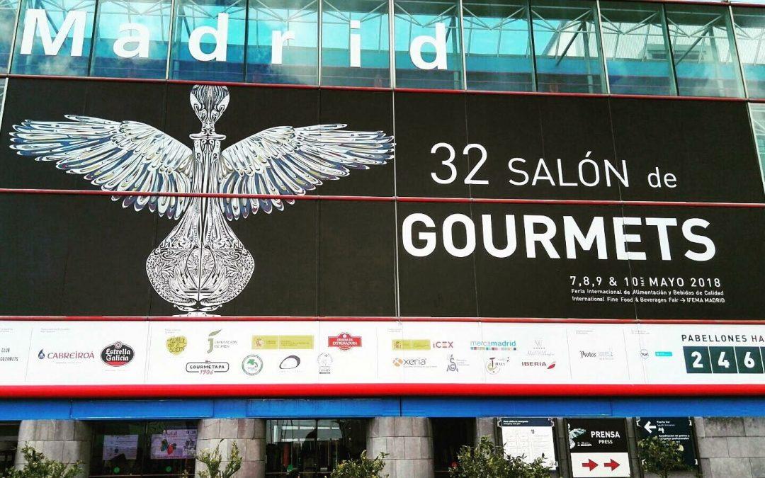 Salón de Gourmets: la gastronomía palmera conquista paladares en Madrid