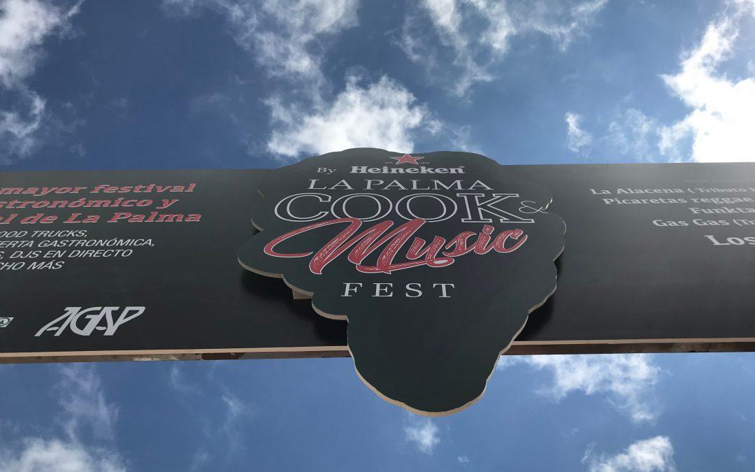 AGAP celebra con éxito la primera edición de La Palma Cook & Music Fest by Heineken