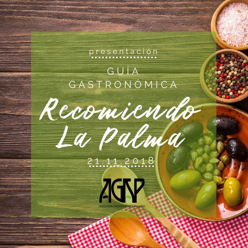 Guía Recomiendo La Palma - AGAP