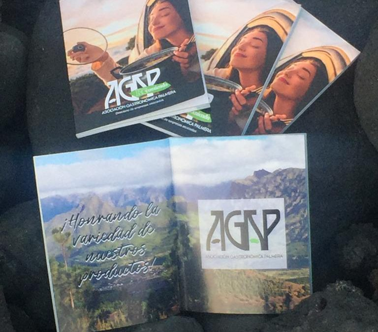 AGAP presenta la I edición de la Guía Recomiendo La Palma 2018-2019