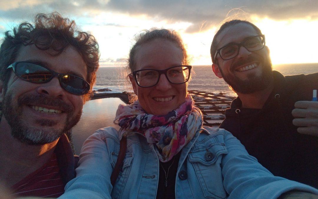 AGAP recibe la visita de bloggers e influencers de Alemania e Inglaterra, en colaboración con Proexca.