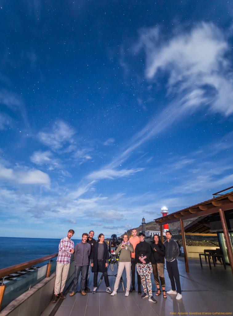 Visita a la isla influencers - AGAP