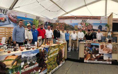 AGAP vuelve a representar el producto palmero en el VIII Festival Enogastronómico Saborea Lanzarote.