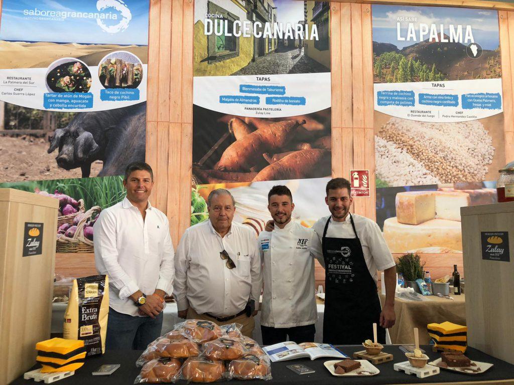 Festival Enogastronómico Saborea Lanzarote - AGAP