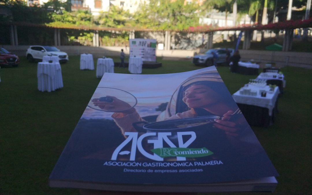 AGAP presentó la I Edición de la Guía Gastronómica Recomiendo La Palma en el Iberostar Grand Hotel Mencey de Santa Cruz de Tenerife