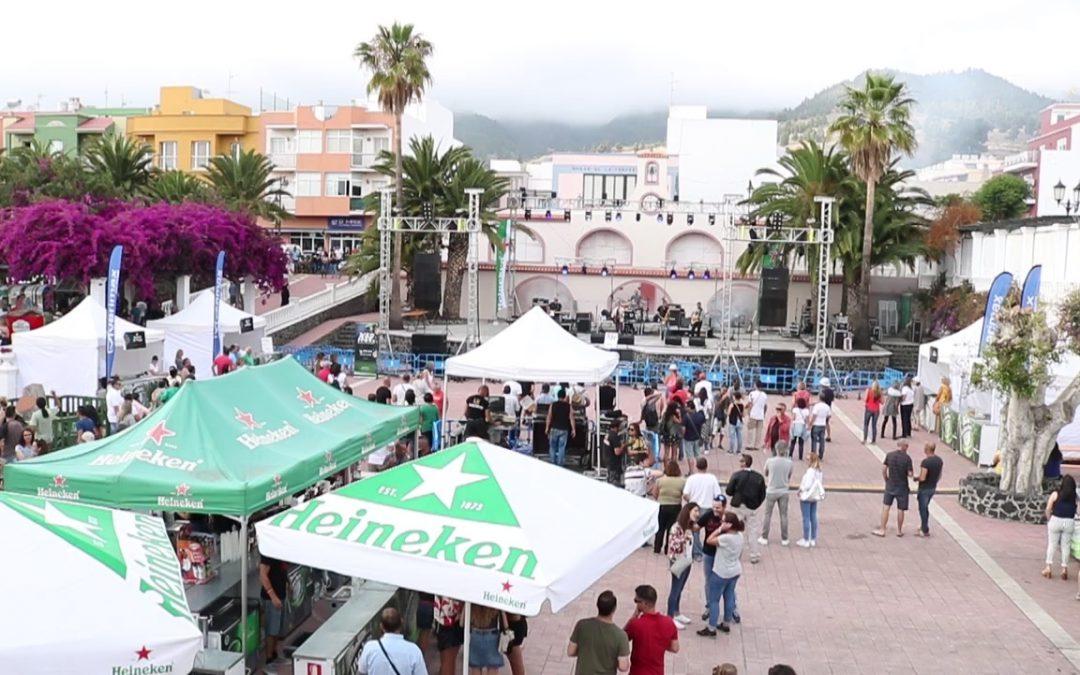 El Cook & Music Fest by Heineken vuelve a La Palma el 30 de marzo con Efecto Pasillo como cabeza de cartel y la mejor gastronomía callejera