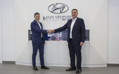 Hyundai Canarias y AGAP renuevan convenio de colaboración