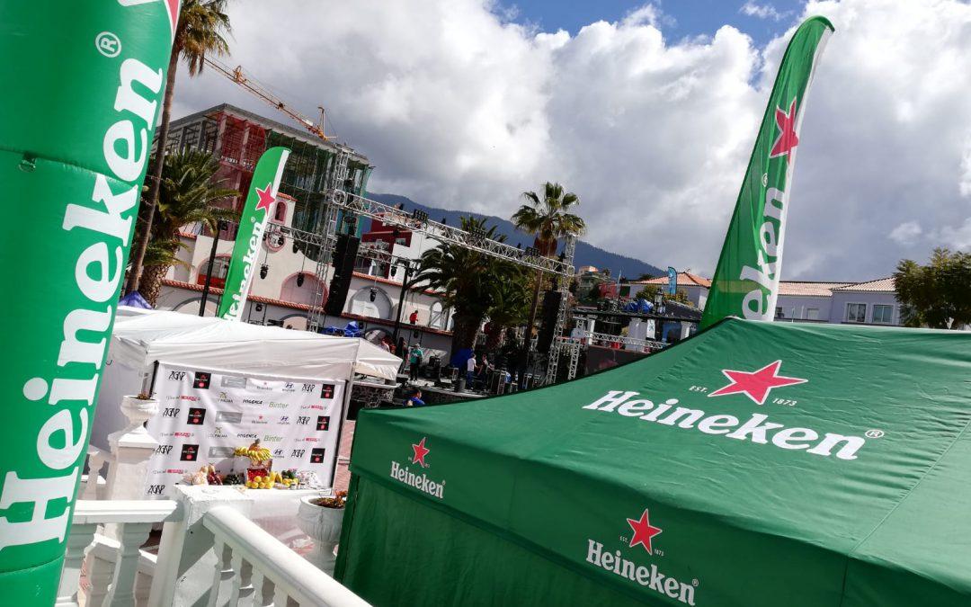 El Paso vibró con la II Edición de La Palma Cook & Music Fest by Heineken