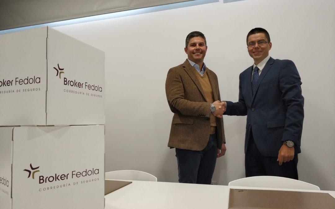 AGAP Y Broker Fedola, una nueva alianza que fortalece a la gastronomía palmera