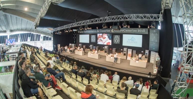 AGAP vuelve a exhibir sus productos en el 6º Salón Gastronómico de Canarias – GastroCanarias 2019