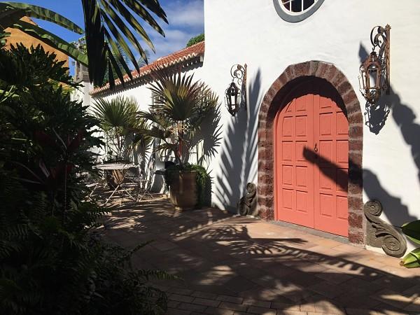 Visitas guiadas para descubrir la personalidad del primer hotel emblemático de Canarias