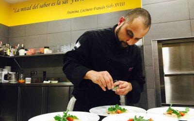 El Restaurante El Jardín de la Sal y sus cenas fusión galaico – canaria