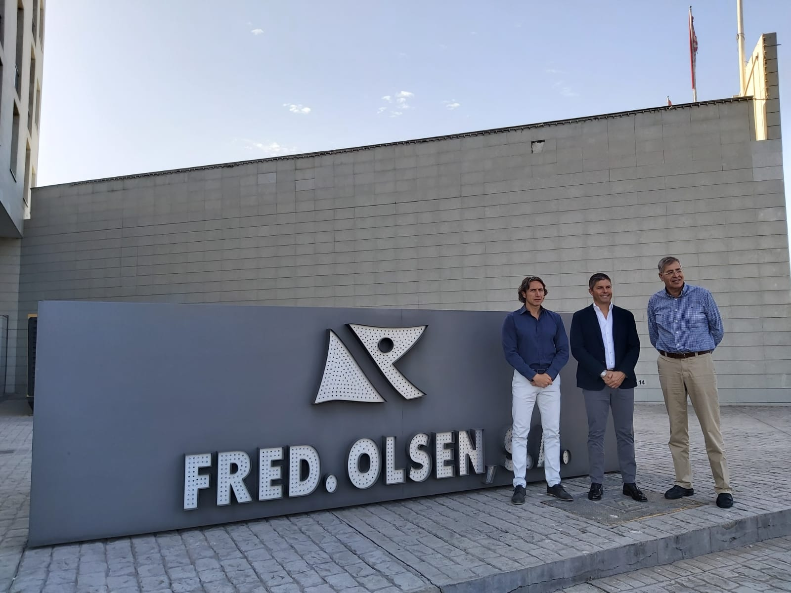 Fred. Olsen - AGAP