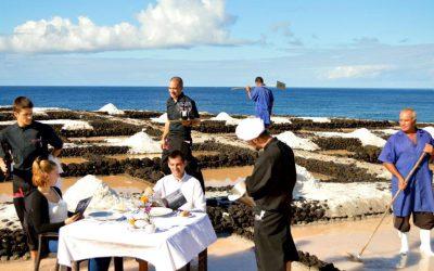 El Jardín de la Sal es Bib Gourmand 2020 de la Guía Michelin
