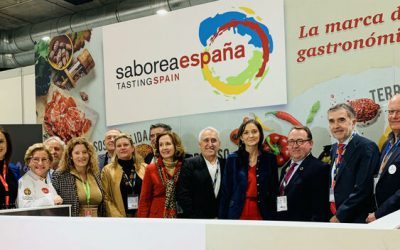 Los sabores de los productos locales y de la cocina de La Palma son protagonistas de Madrid Fusión