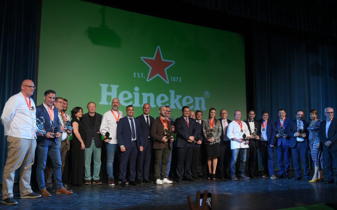 Los Premios Qué Bueno! Heineken® convierten Lanzarote en la capital de la gastronomía canaria
