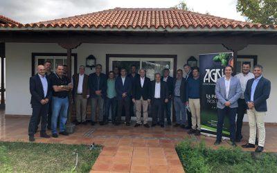 Almuerzo Networking de AGAP entre empresarios de La Palma y Fred. Olsen Express