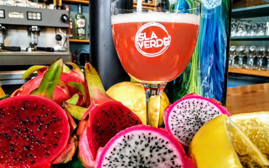 Cervezas Isla Verde organiza un concurso para poner nombre a su décimama cerveza de Pitaya y Maracuyá