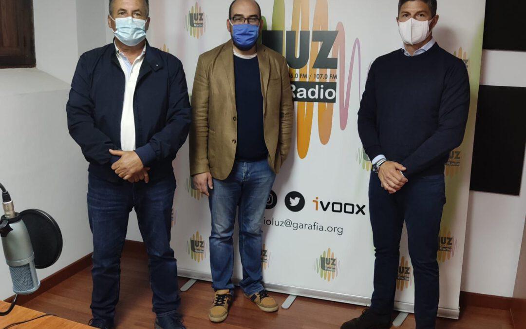 Radio Luz estrena nuevo espacio radiofónico dedicado a la gastronomía palmera